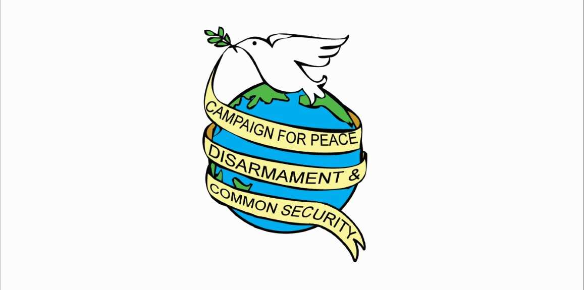 Campaign For Peace, Disarmament & Common Security