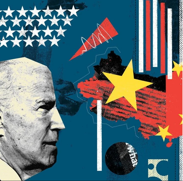U.S., CHina and Biden